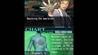 Trauma Center: Under the Knife 2 - Chapter 4-7: Blackwell