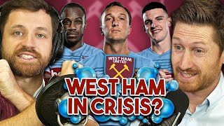 WHAT'S GOING ON AT WEST HAM?