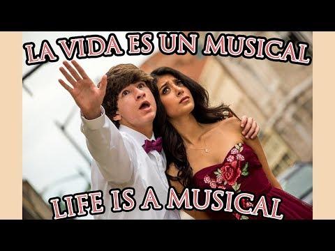 LIFE IS A MUSICAL (Parody)/LA VIDA ES UN MUSICAL (Parodia) - Giselle Torrres ft. Ryan Paynter