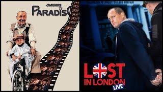 """[О кино] Новый кинотеатр """"Парадизо"""" (1988), Потерявшийся в Лондоне (2017)"""