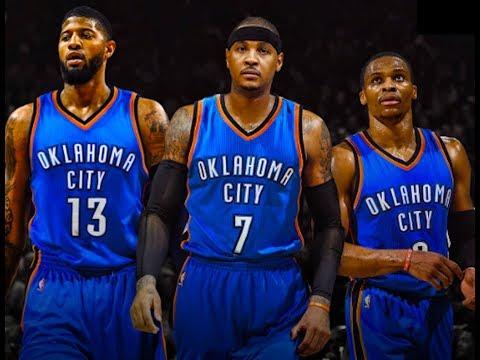 Knicks Trade Carmelo Anthony to OKC Thunder for Enes Kanter, Doug McDermott & 2018 2nd-Rd Pick!