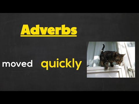Adjectives and Adverbs | Parts of Speech | English Videos for Kids