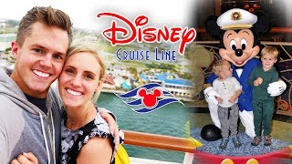 WE'RE BACK! MAGICAL DISNEY CRUISE DAY 1 | Room Tour