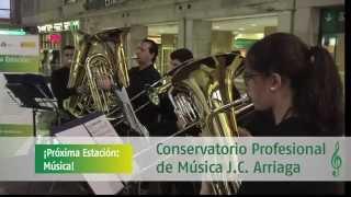 Conservatorio de musica de bilbao