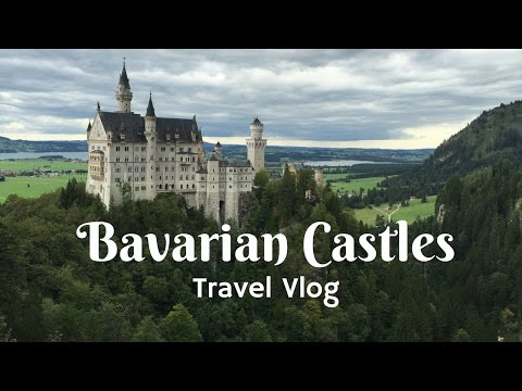 GERMANY'S MOST FAMOUS CASTLE - TOUR AND VLOG