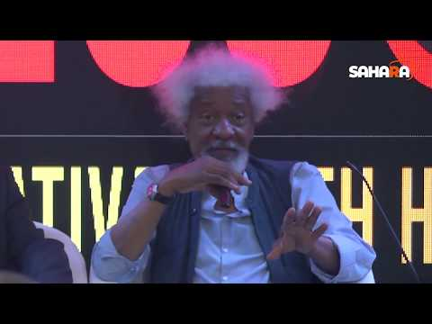 Nigeria Is Breeding A Generation Of Illiterates And Ignoramuses - Prof. Wole Soyinka