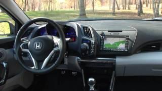 2011 Honda CR-Z - Drive Time Review