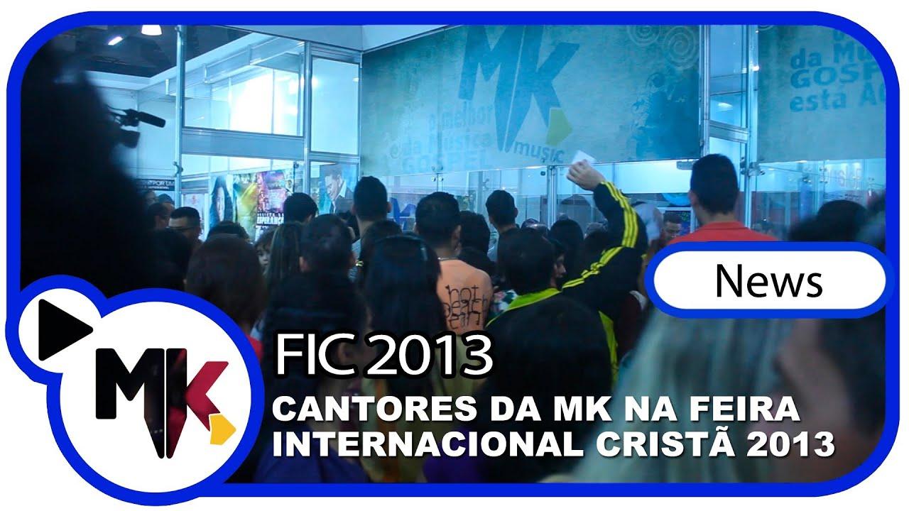 MK Music na FIC 2013    Aline Barros, Oficina G3, Regis Danese, PG