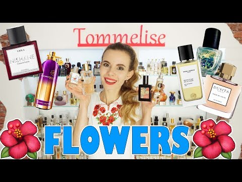TOP 10 FLORAL PERFUMES I AM LOVING AT THE MOMENT | Tommelise