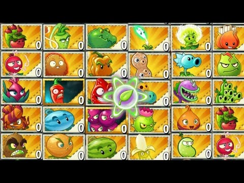 Plants vs Zombies 2 Epic Hack : Team Plants Starting Boost - Ultimate Power Up Part 5