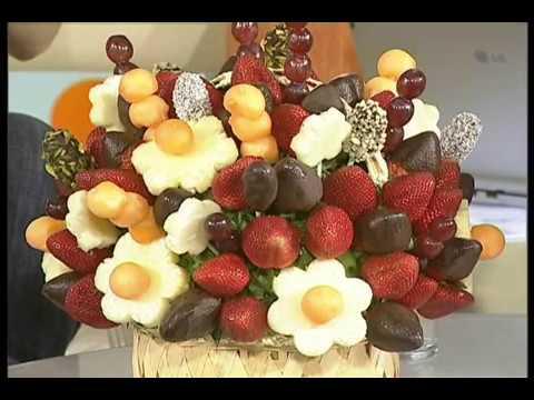 Edible Arrangements on Al Arabiya TV