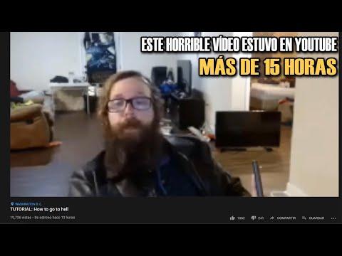How to go to hell   El horrible vídeo que apareció en YouTube por más de 15 horas