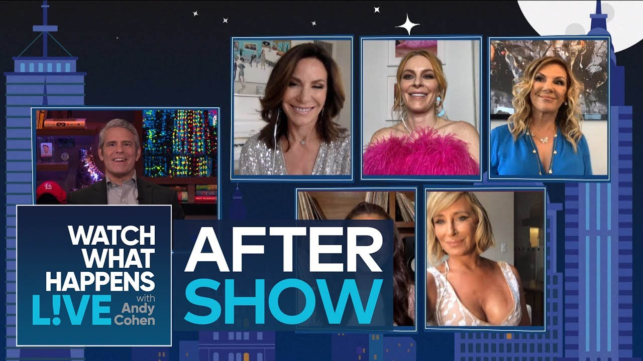 After Show: Luann de Lesseps & Ramona Singer's Blossoming Friendship | WWHL