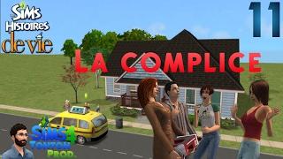 Les Sims : Histoire de vie - ep11 : La complice