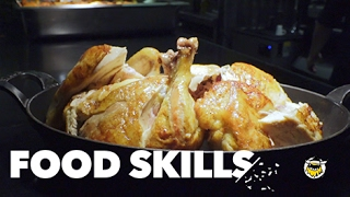 The Ultimate Rotisserie Chicken   Food Skills