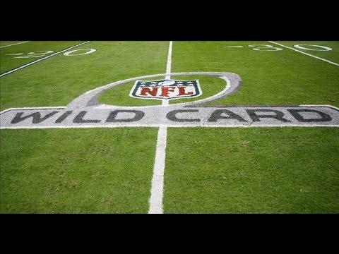 MCSC Sports - Brandon Finley breaks down NFL Wild Card