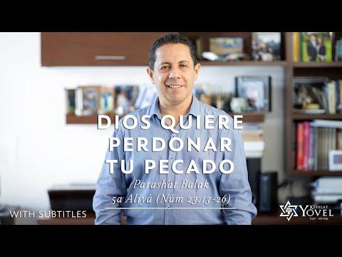 Balak - Dios quiere perdonar tu pecado / G-d wants to forgive your sin
