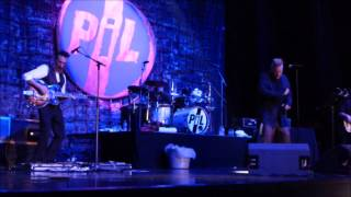 Public Image Ltd 09 Death Disco (IndigO2 13/12/2014)