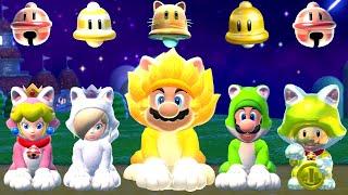 Super Mario 3D World + Bowser's Fury - All Cat Power-Ups