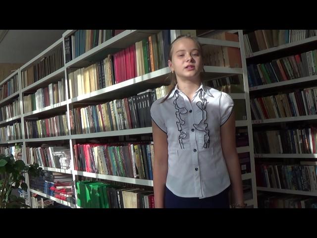 Изображение предпросмотра прочтения – ВероникаУсик читает произведение «Ворона и Лисица» И.А.Крылова