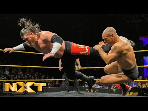 Lorcan & Burch vs. Forgotten Sons - Dusty Rhodes Classic First-Round: WWE NXT, Mar. 6, 2019