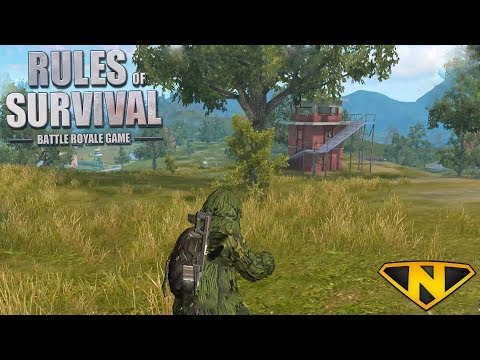 He Gave it to Me! (Rules of Survival: Battle Royale #54)