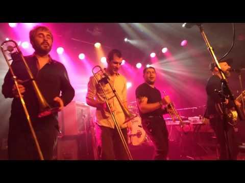 Shantel & Bucovina Club Orkestar Live @ Vera Groningen 01-12-2016