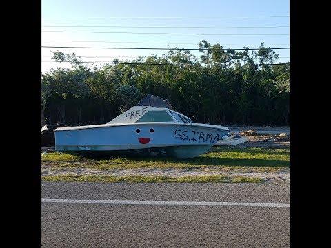 Florida Keys Day Trip After Hurricane Irma - December 3, 2017