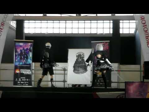 VIII Festival del Manga Concurso de Cosplay Oriental 6