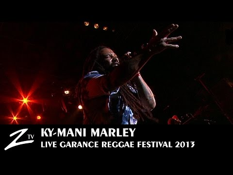 Ky-Mani Marley - Is This Love, Hustler - LIVE