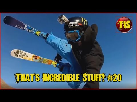 Amazing People, Amazing Skills & Amazing Nature Compilations! That's Incredible Stuff! #20