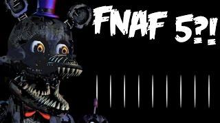 FNAF СЕКРЕТЫ - FNAF 5? ДРУГАЯ ИГРА? ЧТО ЭТО?