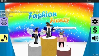 How to make the event of the Fashion Frenzy Imagination-Roblox
