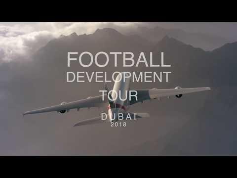 Trans World - John Paul Academy - Dubai Football Development Tour