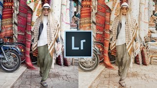 How to Edit Like @simonemoelle Instagram Lightroom Editing Tutorial Warm Travel Photos Edit