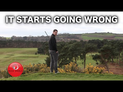 IT STARTS GOING WRONG FOR CARTER - DELAMERE GOLF CLUB PART 3