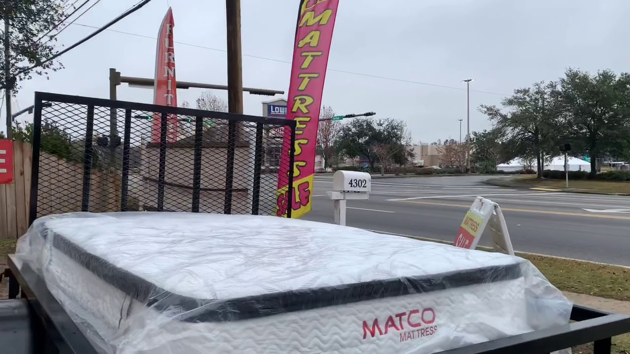 Find affordable mattresses in Pensacola!