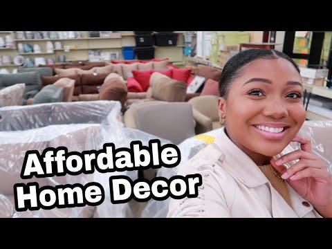 Destiny Daily: Sofas, Affordable Home Decor, & Finally, the Glass!