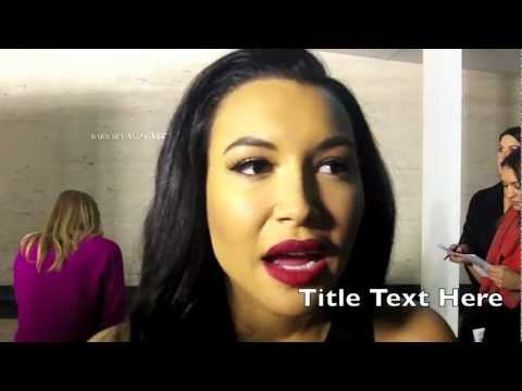 GLEE: Naya Rivera on Santana's Relationships with Quinn, Brittany, and More