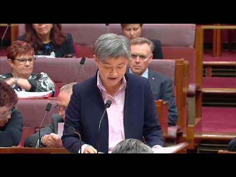 White Australia Policy - Speech To The Senate - The Senate - Canberra (15/08/18)