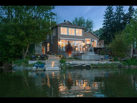 104 Water Street, New Dundee - Waterfront House for Sale - RE/MAX Matt Donau
