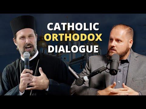 Father Josiah Trenham on Eastern Orthodox Christianity (S2 E28)