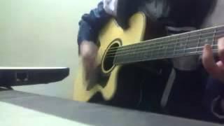 Hương đêm bay xa - Hari Won (guitar cover)