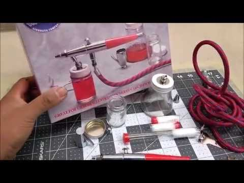 Paasche VL Airbrush Set Review