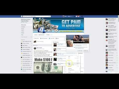 Creating Facebook Group 2017