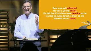 "Moving Forward: ""The Church Spreads Through Persecution"""