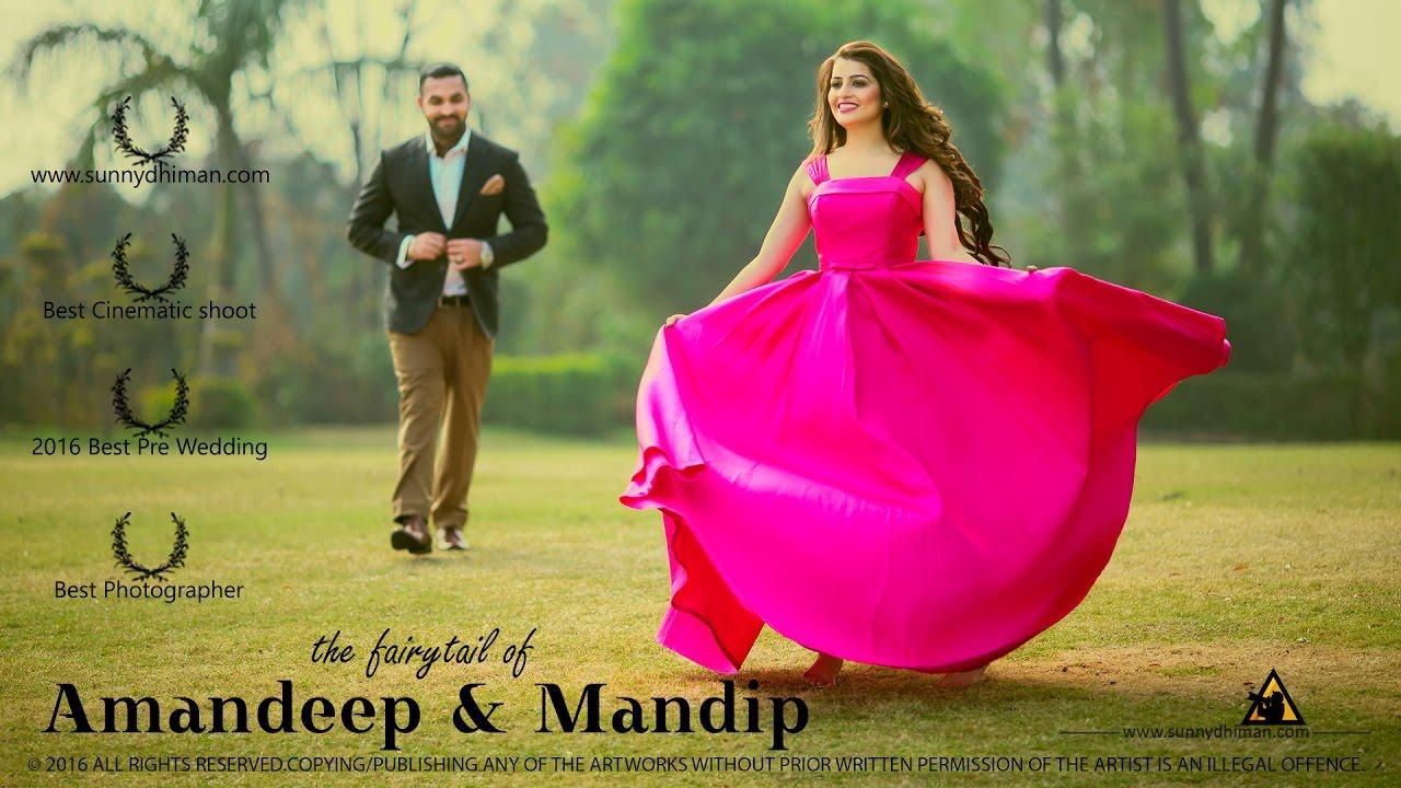 Amandeep Mandeep Pre Wedding Sunny Dhiman Photography Chandigarh India You