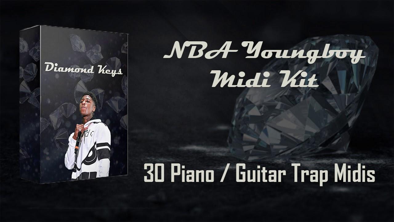 [FREE] Zaytoven x NBA Youngboy MIDI Kit | Free Zaytoven Loop Pack 2019 [FL  STUDIO 20 TUTORIAL]