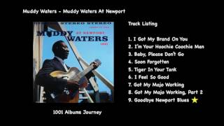 Watch Muddy Waters Goodbye Newport Blues video