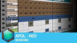 Apol - N2O (Caustic 3 Neurofunk DnB)